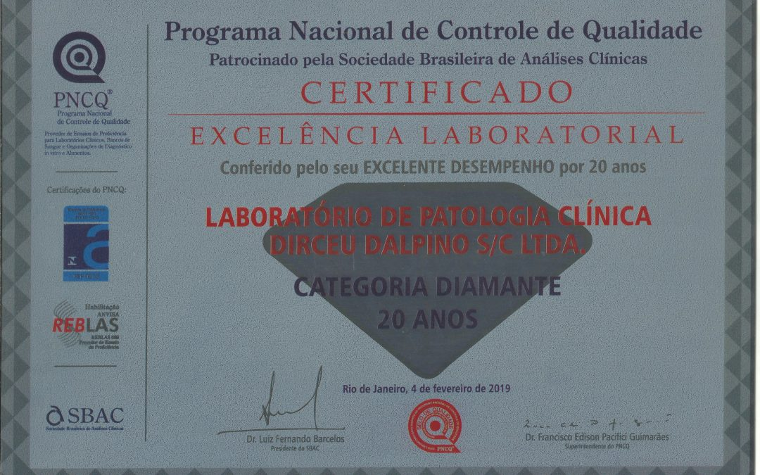 CERTIFICADO CATEGORIA DIAMANTE